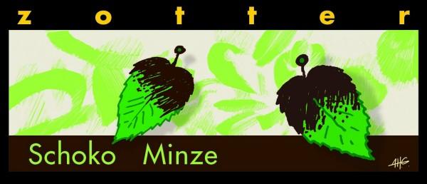 Schoko Minze