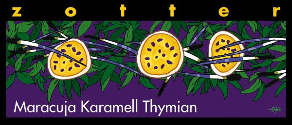 Maracuja Karamell Thymian