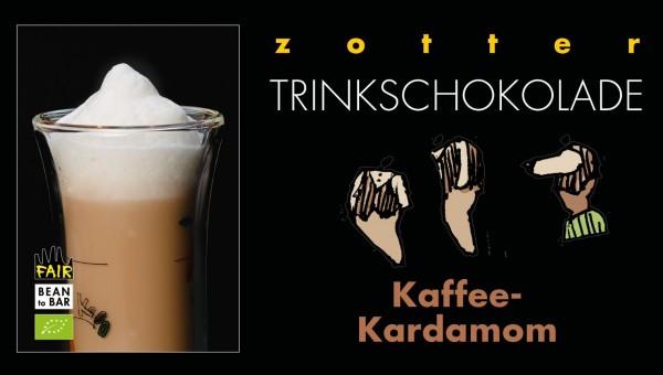 Kaffee-Kardamom - Set