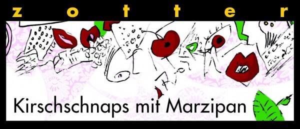 Kirschschnaps mit Marzipan