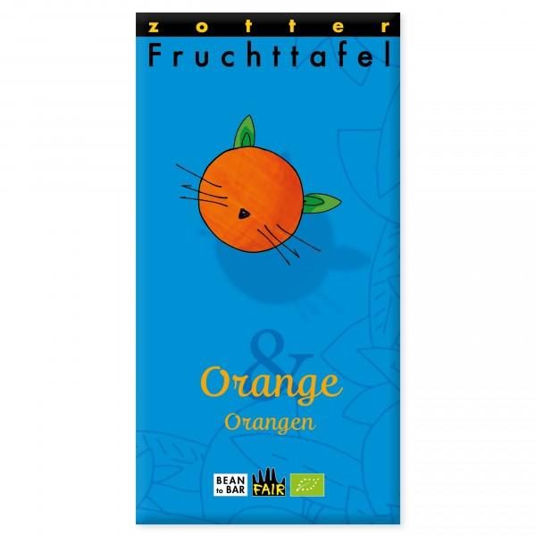 Orange & Orangen
