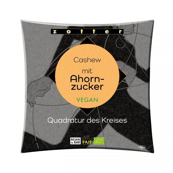 Cashew mit Ahornzucker