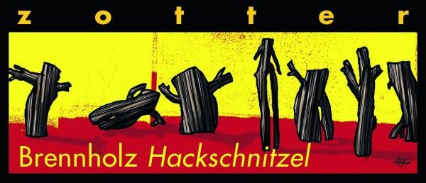 Brennholz Hackschnitzel