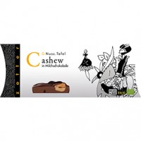 Cashew in Milchschokolade