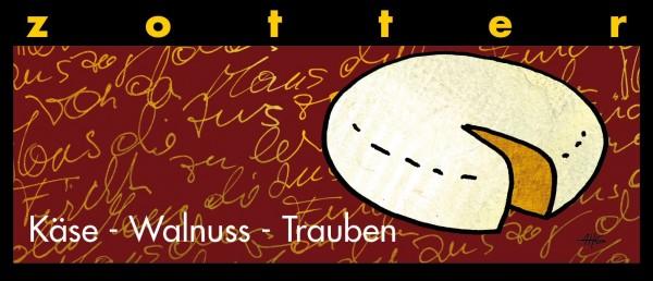 Käse - Walnuss – Trauben