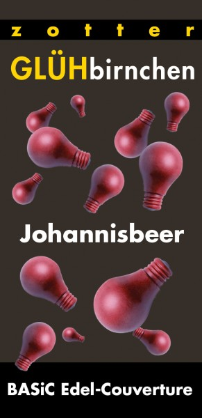 Glühbirnchen – Johannisbeer