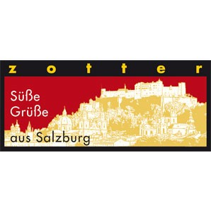 Süße Grüße aus Salzburg