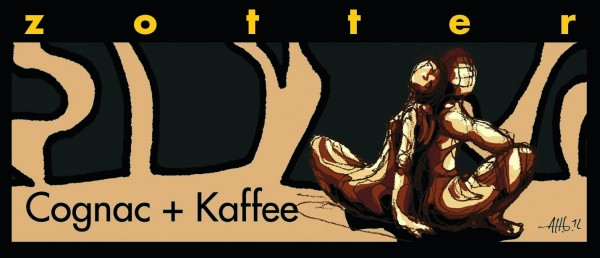 Cognac + Kaffee