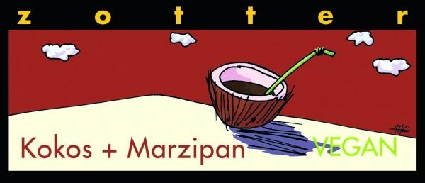 Kokos + Marzipan