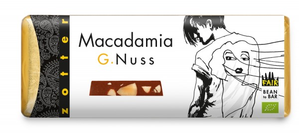Macadamia G. Nuss