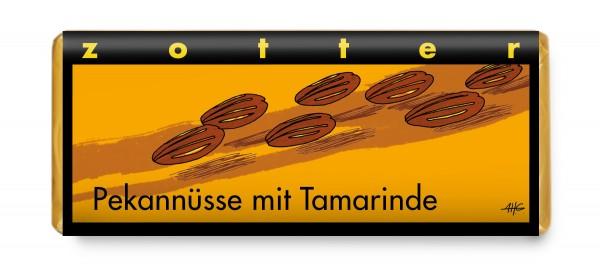 Pekannüsse mit Tamarinde