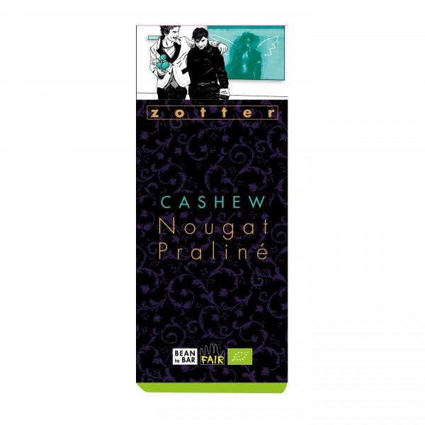 Cashew Nougat Praliné