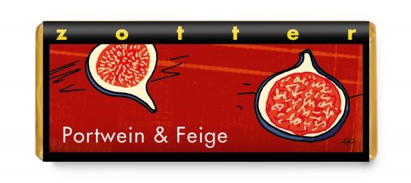 Portwein & Feige
