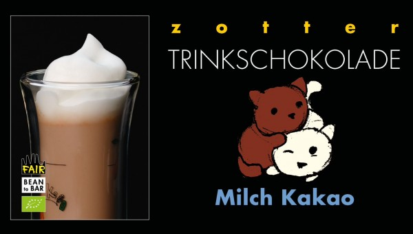 Milch Kakao - Set
