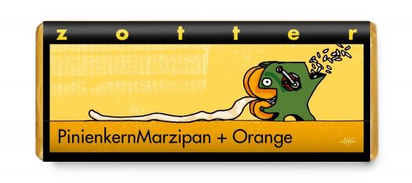 PinienkernMarzipan + Orange