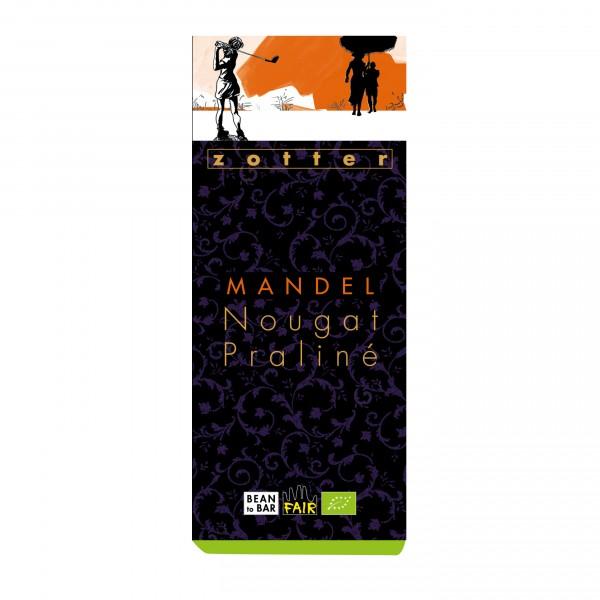 Mandel Nougat Praliné