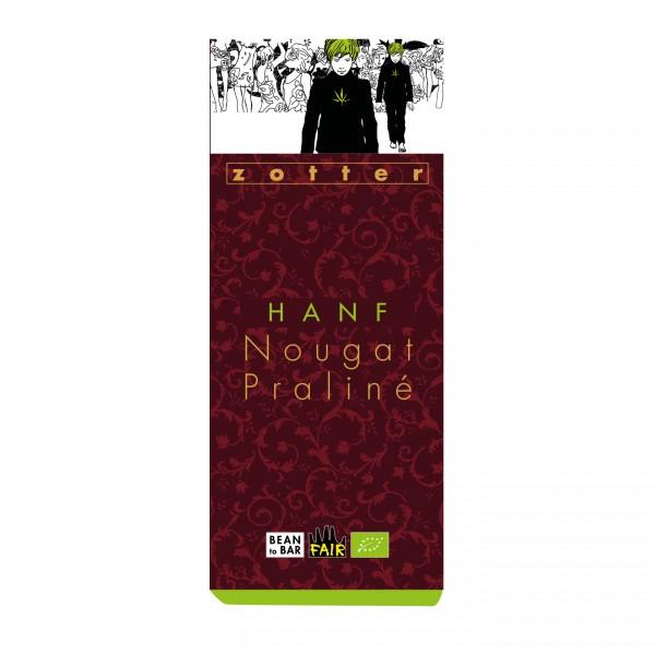 Hanf Nougat Praliné