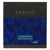 Handgeschöpfte Minis Kollektion • 12 Sorten