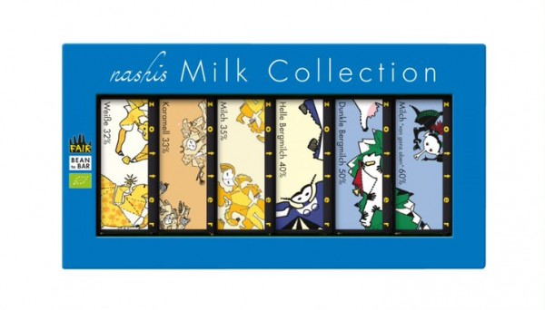 Nashis Milk Collection