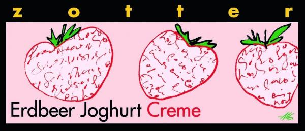 Erdbeer Joghurt Creme