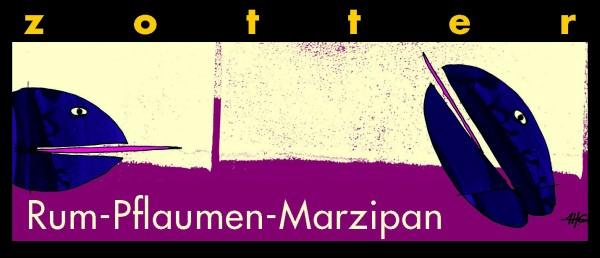 Rum-Pflaumen-Marzipan