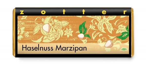 Haselnuss Marzipan