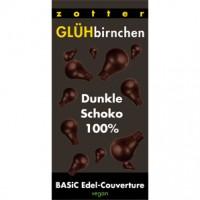 Glühbirnchen – Dunkle Schoko 100%