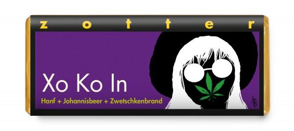 Xo Ko In - Hanf + Johannisbeer + Zwetschkenbrand
