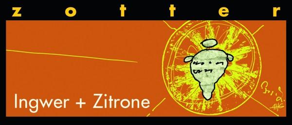 Ingwer + Zitrone
