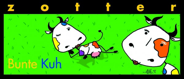 Milchschoko Bunte Kuh