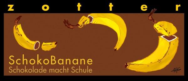 SchokoBanane – Schokolade macht Schule
