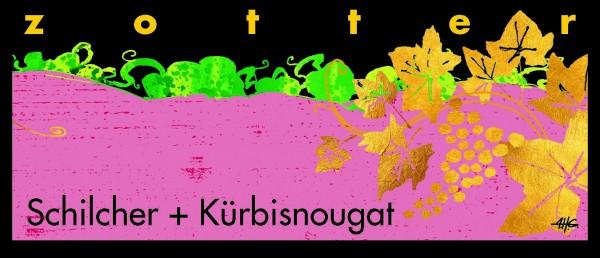 Schilcher + Kürbisnougat