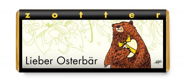 Lieber Osterbär
