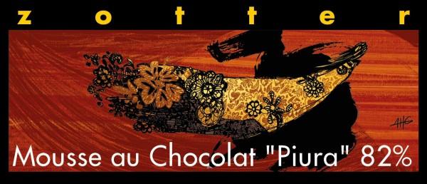 Mousse au Chocolat Piura 82%