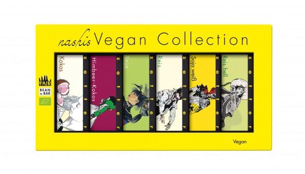 Nashis Vegan Collection